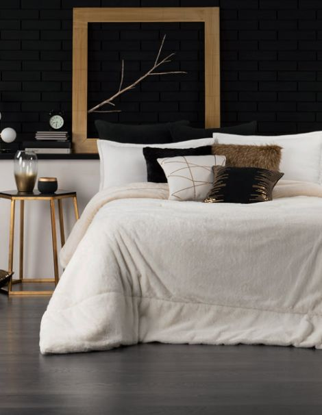 Cobertor Luxus Dinorah