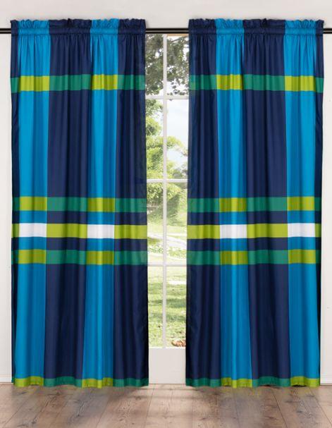 Cortinas estampadas Real Textil