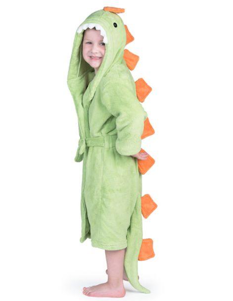 Bata Infantil Dinosaurio