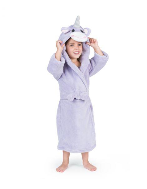 Bata Infantil Unicornio