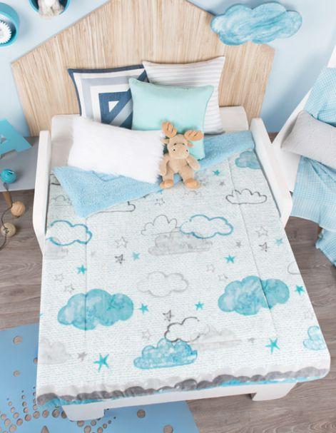 Cobertor Infantil Edu
