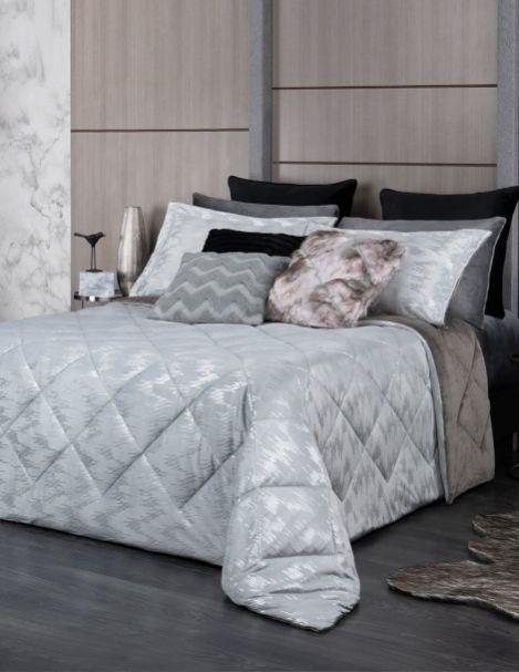 Edredón Luxus Velvet Metálico Fargo