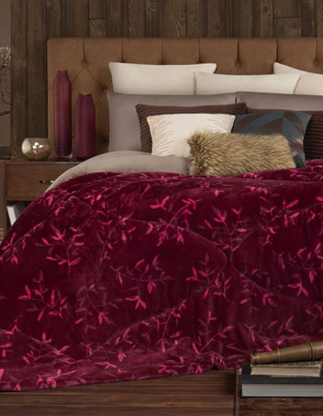 Cobertor Plus Melía