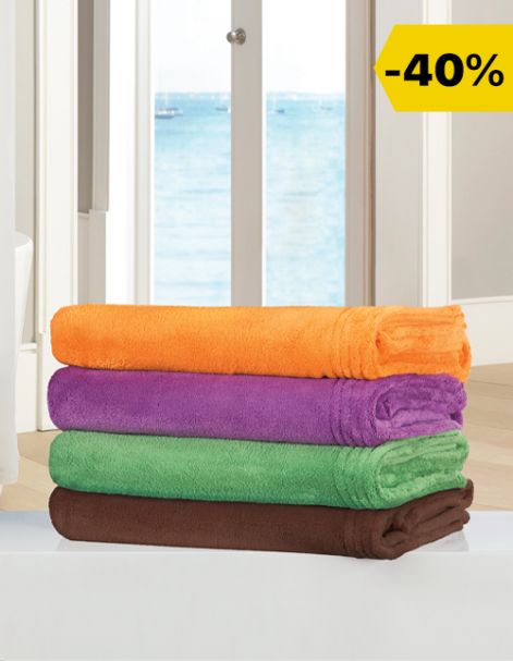 Toallas Ultra Absorbentes Real Textil